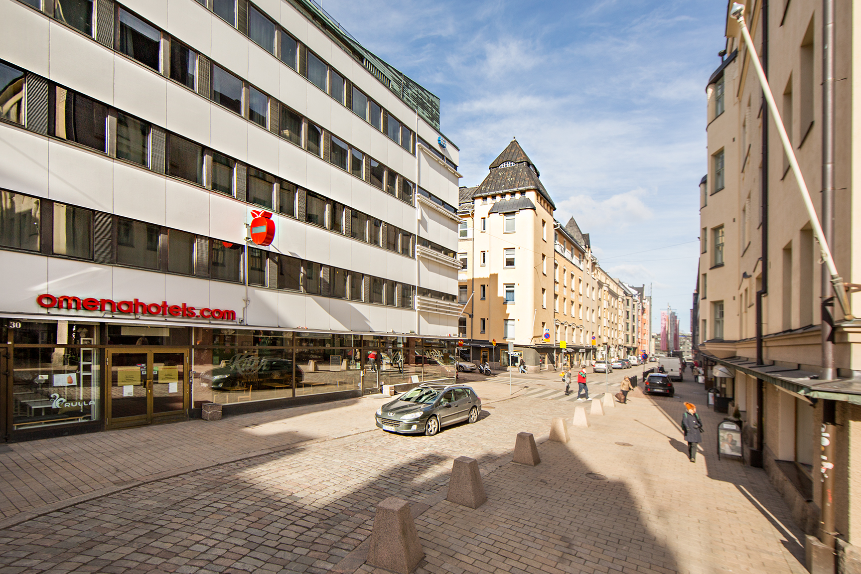 This Chain Of Low Cost Hotels Offers Budget Accommodation Throughout Finland Their Two In Helsinki Are Centrally Located Within Walking Distance